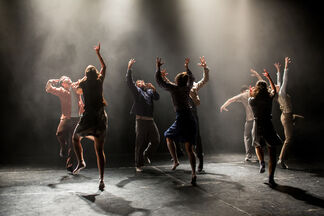 Hofesh Shechter | A Site Specific Performance, installation view