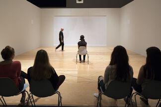 Janine Antoni & Stephen Petronio: Entangle, installation view