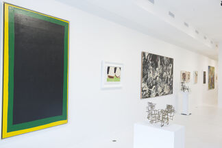 Montauk Highway: Postwar Abstraction in the Hamptons, installation view