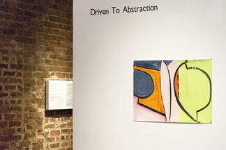 Driven to Abstraction, installation view