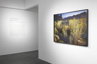"""Simon Norfolk """"Stratographs"""", installation view"""