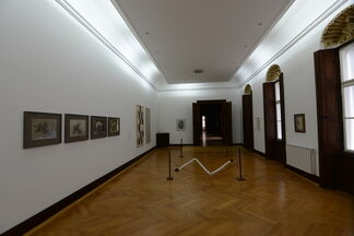 Sequential Strings, installation view