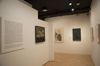 Abby Grey and Indian Modernism: Selections from the NYU Art Collection, installation view