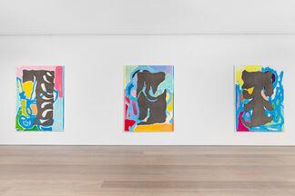 Jens Einhorn: RAW VISION, installation view