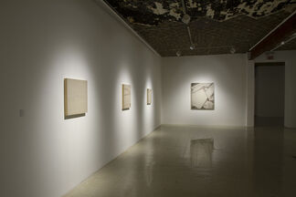 Eric Lamontagne: To Paint a Canvas, installation view