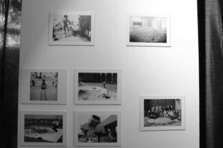 Shozo Shimamoto - abstract summa, installation view