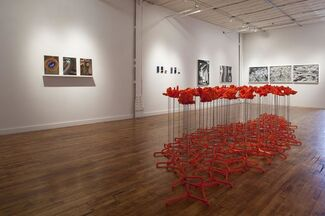 that old school dystopia, installation view