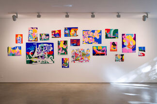 Love To Love You, Todd James, installation view