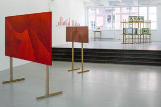 Matts Leiderstam, installation view