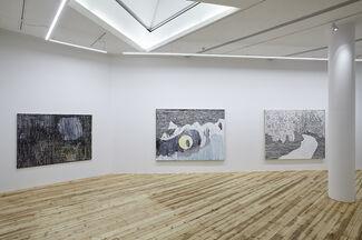 Jan Kenneth Weckman - Not Going Somewhere?, installation view