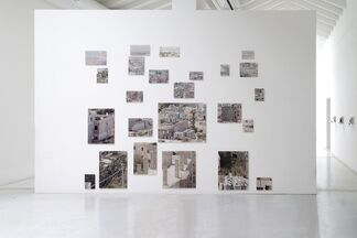 """Vincenzo Castella - """"Il corpo della città"""", installation view"""