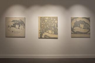 Giosetta Fioroni. Silver Years, installation view