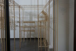 Home in House, installation view