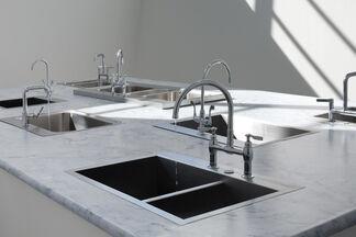 Maayan Strauss   Seven Sinks, installation view