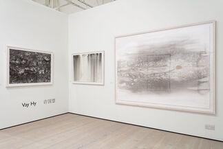 Christine Park Gallery at START Art Fair 2015, installation view