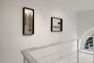 Peter Vogel. Ritmi cibernetici, installation view