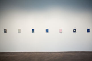 Linear Abstraction - 7 Views, installation view
