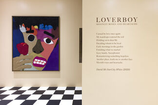 LOVERBOY: Moonlit Roses And Heartache, installation view
