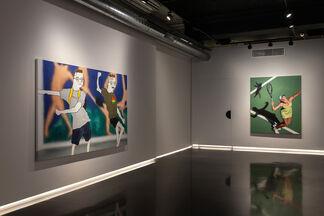 Mauro C. Martinez: Big Mood, installation view