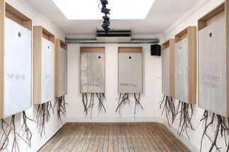 It Took Me Till Now to Find You, installation view