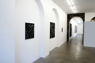 Thijs Zweers - Unreal, installation view