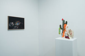 'You can't do that to them,' the wiser, older Architect said., installation view