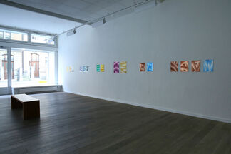 MONICA GERMANN & DANIEL LORENZI, installation view