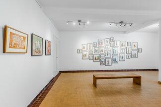 Kamerun, installation view