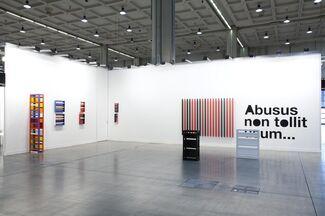 Alfonso Artiaco at miart 2014, installation view