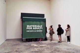 Spanish Pavilion, installation view