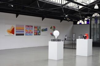 Lucy + Jorge Orta, installation view