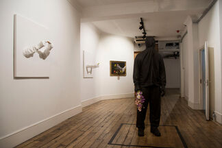 Moment of Impact, installation view