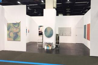 Philipp von Rosen Galerie at Art Cologne 2017, installation view