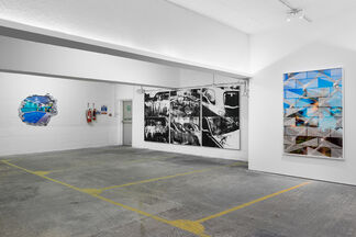 Oceans Without Surfers, Cowboys Without Marlboros, installation view