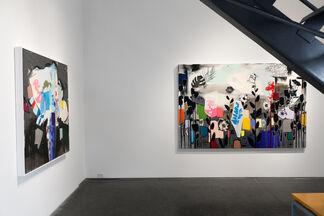 "Emily Filler - ""Garden Party"", installation view"