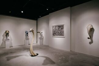 Quentin Garel: Anima Artificialis, installation view