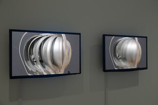 "Demetrius Oliver - ""Anemometer"", installation view"
