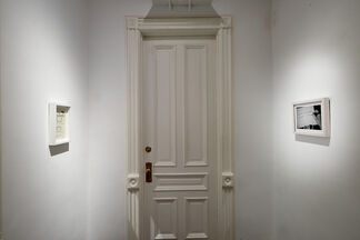 HORACIO ZABALA: Isolations, installation view
