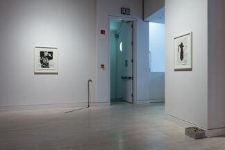 Ulla von Brandenburg, Florence Doléac, Virgil Marti: The Way Things Are, installation view