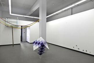 JOSÉ OLANO - La eternidad una ilusión, installation view