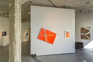 Illusionary Reality, installation view