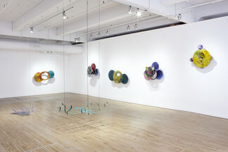 Rebecca Smith: Atmosphere / Chris Corales: Imitation of Home, installation view