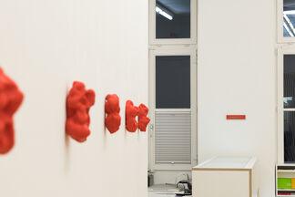 'extra ordinary', installation view