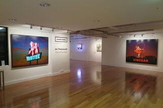 Jim Thalassoudis | The Luminous Night, installation view
