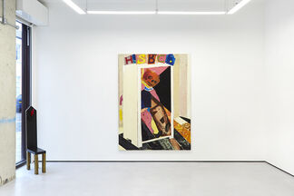 I'm Not Being Funny, installation view