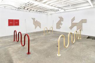 Michael Phelan - My my, Hey hey, installation view