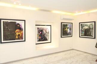 The Children of Gaza, installation view
