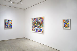 Jim Gaylord: Sticky Wicket, installation view