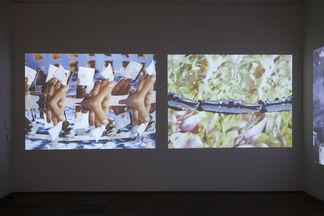 Eric Dyer: Copenhagen Cycles, installation view