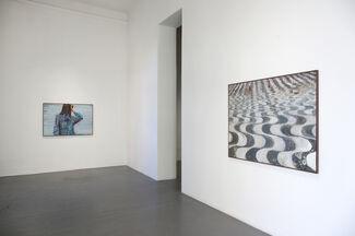 Anna Bjerger: Divining, installation view